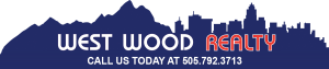 Westwood Realty logo with phone
