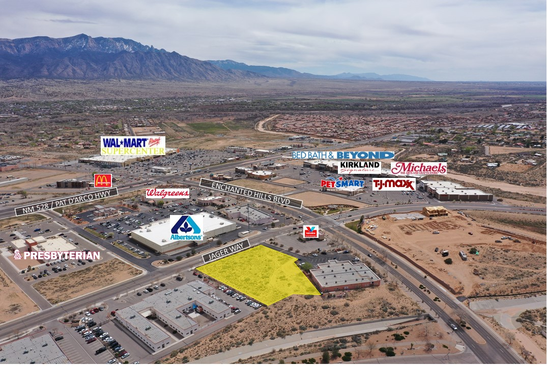 Jager Way, Rio Rancho, New Mexico 87144, ,Vacant Land,For Lease,Jager Way,1052